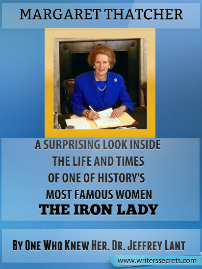 ebook cover Margaret Thatcher