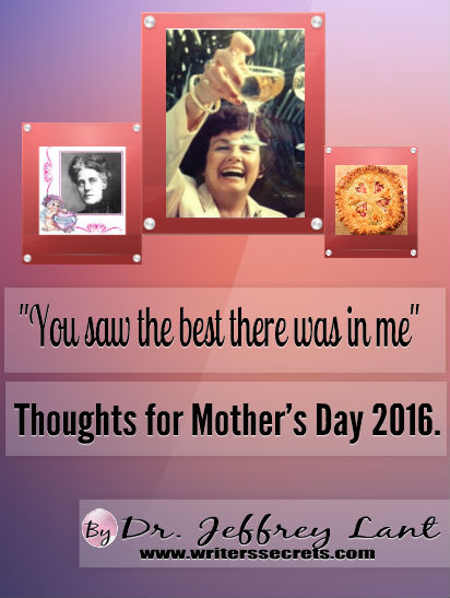 ebook cover Mother's Day 2016