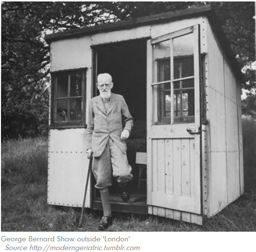 George_Bernard_Shaw_writing_shed